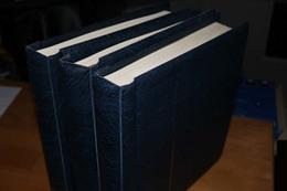 BUND Sammlung Postfrisch/ Wenige Gefalzt 1949-2000 In 3 Vordruckalben... 199 Bilder ....176 (F) - Briefmarken
