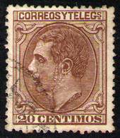 2657*- España Nº 203 - 1872-73 Reino: Amadeo I
