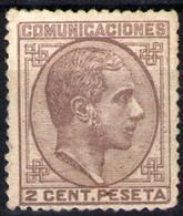 2658- España Nº 190 - 1872-73 Reino: Amadeo I