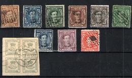 2659- España Nº 173/82 - 1872-73 Reino: Amadeo I