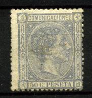 2661- España Nº 168 - 1872-73 Reino: Amadeo I