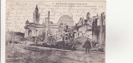 CPA - 3  LILLE - Aspect De La Rue Faidherbe Après Le Bombardement - Lille