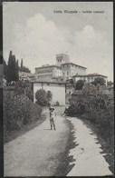 LOMBARDIA - COSTA MEZZATE (BG) - CASTELLO CAMOSSI - EDIZ. CITTADINI - FORMATO PICCOLO - VIAGGIATA 1935 - Autres Villes