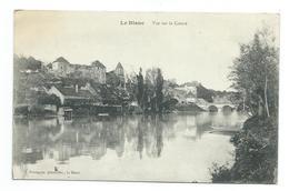 36/ INDRE...LE BLANC. Vue Sur La Creuse - Le Blanc