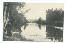 36/ INDRE...LE BLANC. Le Viaduc - Le Blanc