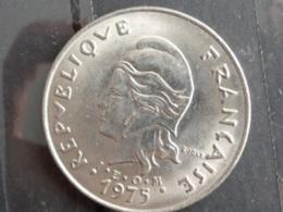 POLYNESIE FRANCAISE :  FDC 50 FRANCS 1975 - French Polynesia