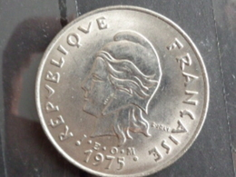 POLYNESIE FRANCAISE :  FDC 50 FRANCS 1975 - Polynésie Française