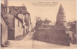 CPA - Sarlat Ancienne Rue Et Lanterne Des Morts - Sarlat La Caneda