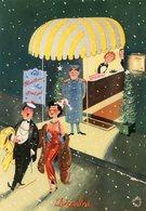 JEAN BELUS(ILLUSTRATEUR) CALENDRIER 1954(12 MOIS) - Calendriers