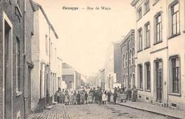 CPA -  Belgique, GENAPPE, Rue De Ways - Genappe