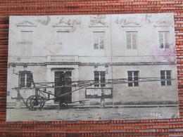 """POMPIERS D'AGEN 1920 """"  La Grande Echelle En Passerelle """" Véritable Photo. - Agen"""