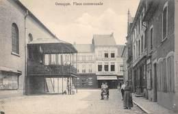 CPA -  Belgique, GENAPPE, Place Communale - Genappe