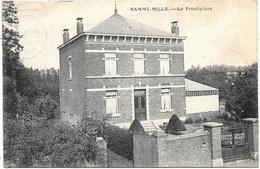 Hamme-Mille NA2: Le Presbytère 1923 - Beauvechain