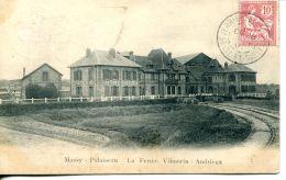 N°61843 -cpa Massy  Palaiseau -la Ferme Vilmorin- - Massy