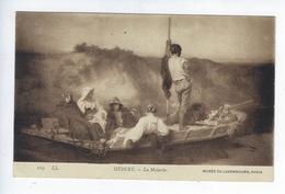 CPA Musée Du Luxembourg Hébert La Malaria - Musées