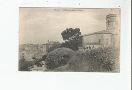 VILLEVEYRAC (HERAULT) L'EGLISE - France