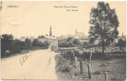 Jamioulx NA8: Pont De L'Eau D'Heure 1905 - Ham-sur-Heure-Nalinnes