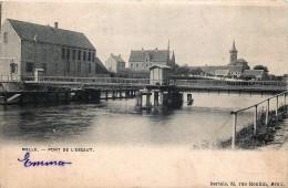 Melle -  Pont De L' Escaut - Melle