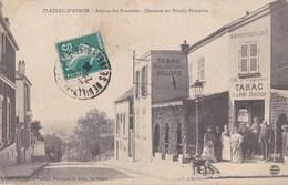 93 PLATEAU D' AVRON  CAFE TABAC BILLARD Maison VAYSSIE Animé Avenue Des Fauvettes Vers NEUILLY PLAISANCE - Francia