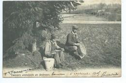 Ardennes : Vanniers Ambulants En Ardennes D.V.D. N° 11634 - Altri