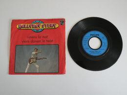 Johnny Hallyday / Hallyday Story - Retiens La Nuit / Viens Danser Le Twist (1961) - Vinyle 45 T Philips - Rock