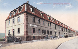 Cpa,allemagne,zweibrucken   ,1923,deux  Ponts,caserne Des Chevaux Legers,attelage ,maintenant Magasin D'usine - Germany