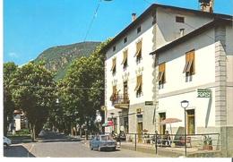 CEMBRA (TRENTO) - ALBERGO BAR - BIRRA FORST, PEJO, TOTOCALCIO VETTURA D'EPOCA - Trento