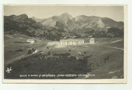 COLLE E HOTEL S.BERNARDO SOPRA GARESSIO   VIAGGIATA FP - Cuneo