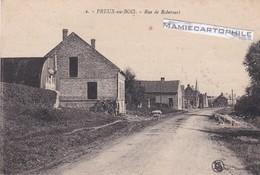 PREUX Au BOIS - Dépt 59 -  Rue De Robersart  - CPA - - France