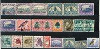 23 Good Old Used Stamps From South Africa - South Africa (1961-...)