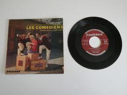 Raymond Falgayrac - Les Comédiens / Jack' Madison (1960)- Vinyle 45 T Panozama - Humor, Cabaret