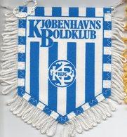 Fanion Du KB Copenhague (Danemark) - Habillement, Souvenirs & Autres