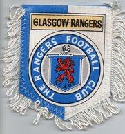 Fanion Du Glasgow Rangers (Ecosse) - Habillement, Souvenirs & Autres
