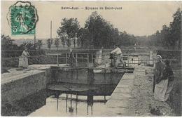 07 LE TEIL Place Des Sablons 1903 - Le Teil