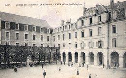 Cpa Caen 14 Calvados Maladrerie Venoix - Caen