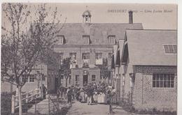 CPA - DRUCOURT - USINE LUCIEN MESNIL - Francia