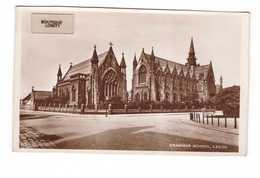 Angleterre Leeds Grammar School - Leeds
