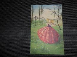 Femme ( 481 )  Vrouw  Illustrateur Pas Signée - 1900-1949