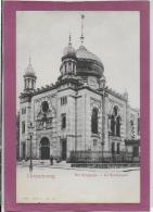LUXEMBOURG .- La Synagogue - Lussemburgo - Città