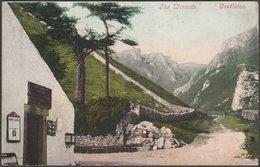 The Winnats, Castleton, Derbyshire, C.1905 - Blum & Degan Postcard - Derbyshire