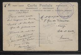 Algérie Marcophilie - Cachet Constantine - Carte Postale - Algerien (1924-1962)