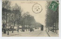PARIS - XIIème Arrondissement - Avenue Saint Mandé - Arrondissement: 19