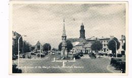 UK-3033   BANBURY : Banbury Cross & St. Mary's Church, Horsefair - England