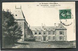 CPA - La Bretagne Pittoresque - LE GUILDO - Château Du Val - Saint-Cast-le-Guildo