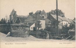 BELGIQUE HAM SUR HEURE L'AVENUE DU CHATEAU - Ham-sur-Heure-Nalinnes