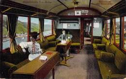 Moselbahn Trier-Bullay Salonwagen Der Moseltalbahn - Trier