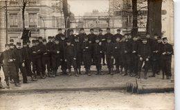 Versailles 78 Guerre14/18 Carte Photo Circulé Le 22/1914 Avant Le Départ - Andere