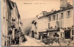 34 SAINT PONS - Le Quartier De La Poste - Saint-Pons-de-Mauchiens