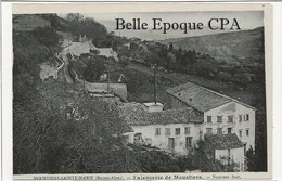 04 - MOUSTIERS-Sainte-MARIE - Faïencerie De Moustiers - Nouveau Four ++++ Ansaldi, Digne ++++ - Autres Communes