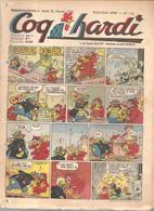 Lot N°38 De 5 Coq Hardi Du N°118 à 122 De 1953 Père Noël - Altre Riviste